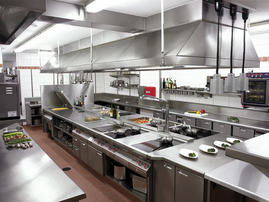Se pueden climatizar las cocinas industriales - Utensilios de cocina industrial ...